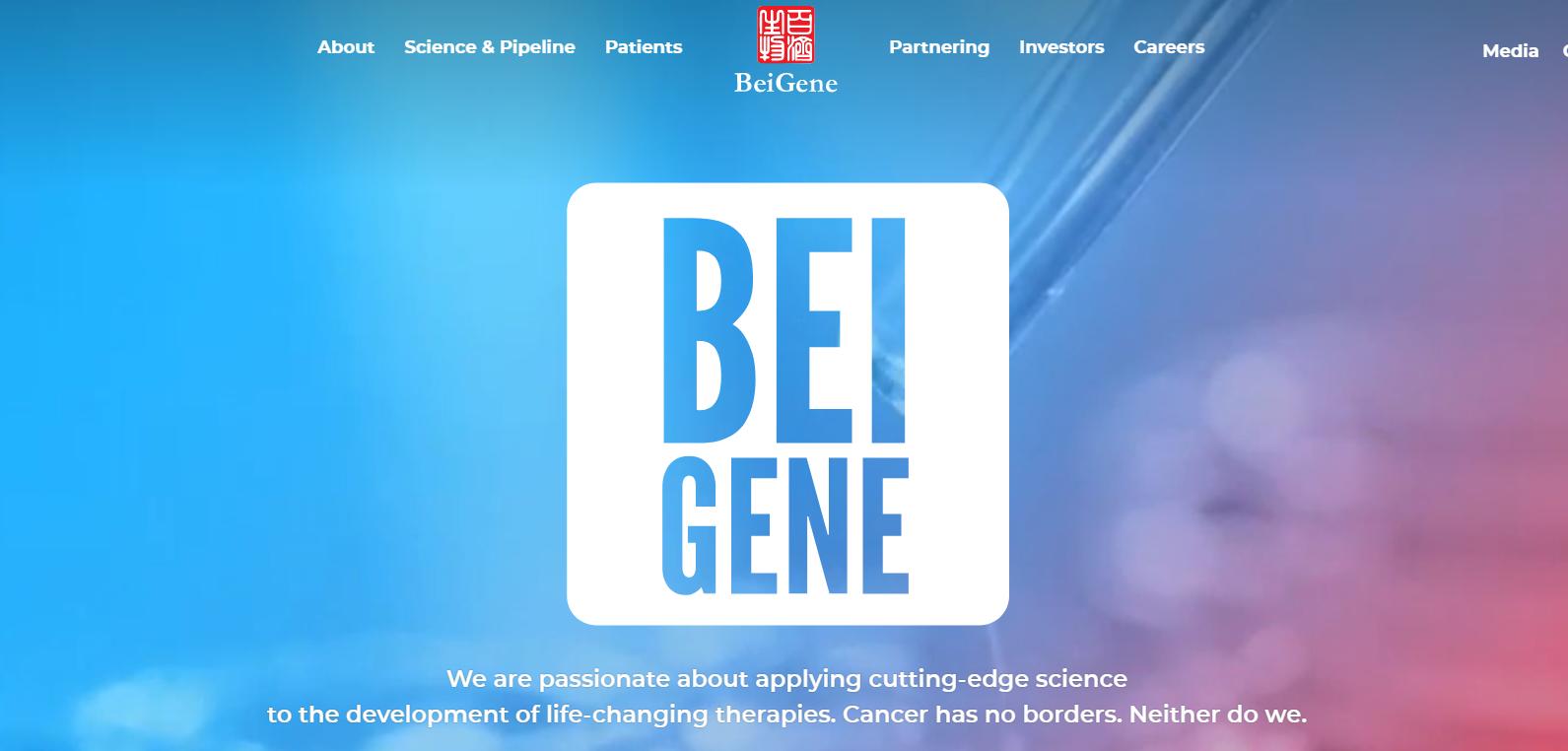 BeiGene Shares Continue Slide After Short Seller Report