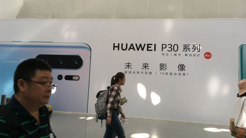 Huawei Fights Back Amid Race to 5G Power