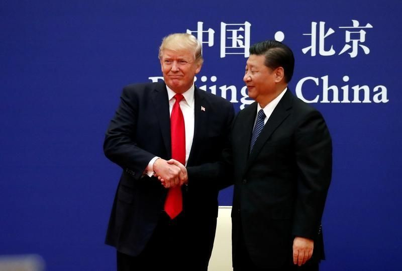 Trump to Consider Interim Trade Deal with China