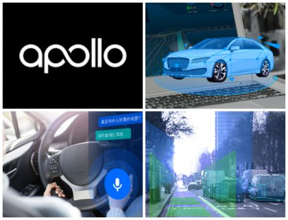 Baidu's Apollo Self-driving Robotaxi Begins Trial Operations