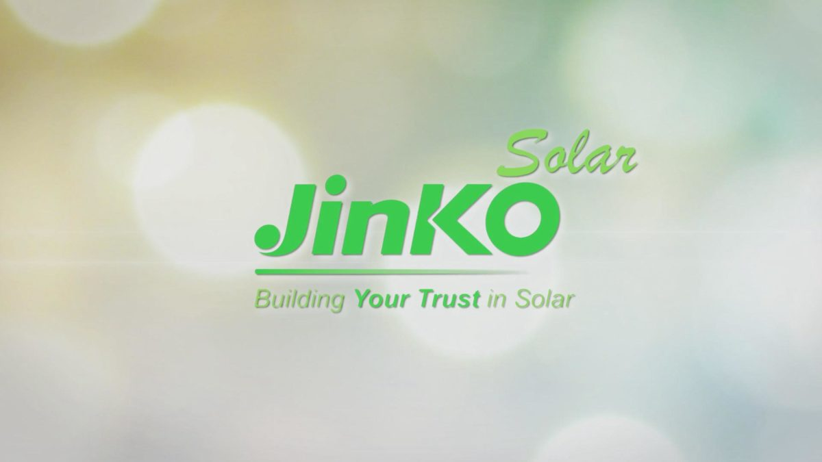 JinkoSolar Meets Goals in U.S., Gets Award for Jacksonville Factory