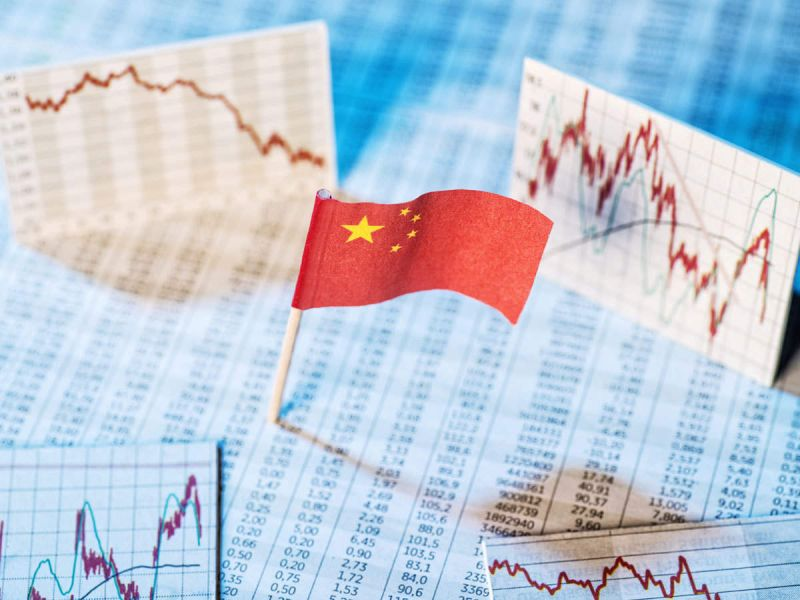 China's Growth Sinks to 27-Year Low Amid Sino-US Trade War