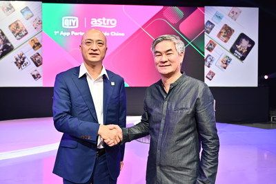 IQiyi Teams up With Malaysia's Astro
