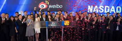 Sina, Weibo Shares Plunge on Weak Growth, Income Drop