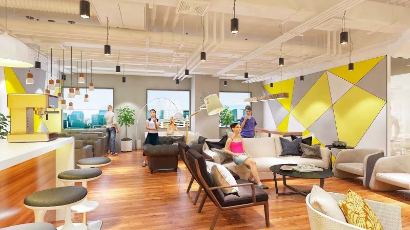 Ucommune, a Coworking Space Provider, Files for $100 Million IPO