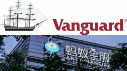 Ant Financial, Vanguard Partner on Private Wealth Management in China