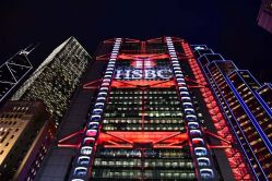 Moody's Downgrades HSBC Holdings, Hang Seng Bank as Unrest in Hong Kong Weighs on Economy