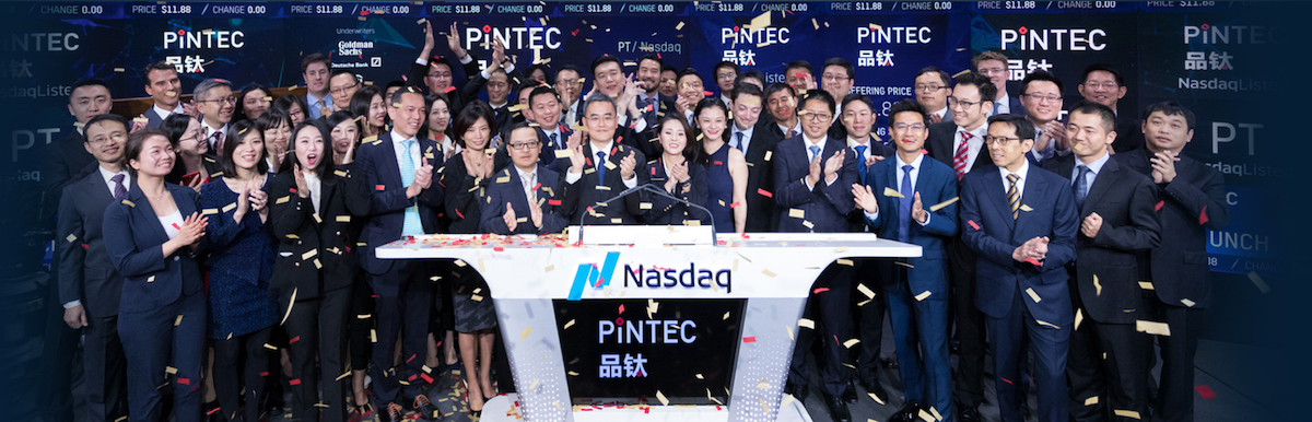 Pintec Skyrockets 21% on Partnership With China Financial Giant, West Guarantee