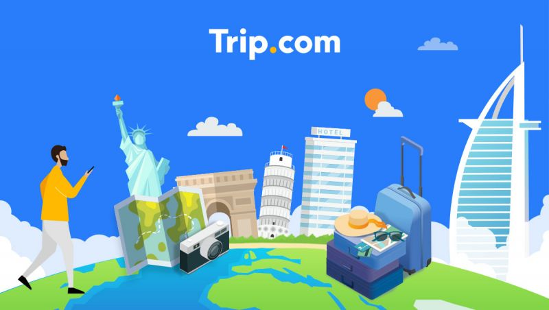 Trip.com Scores Cooperation With Emirates Airlines