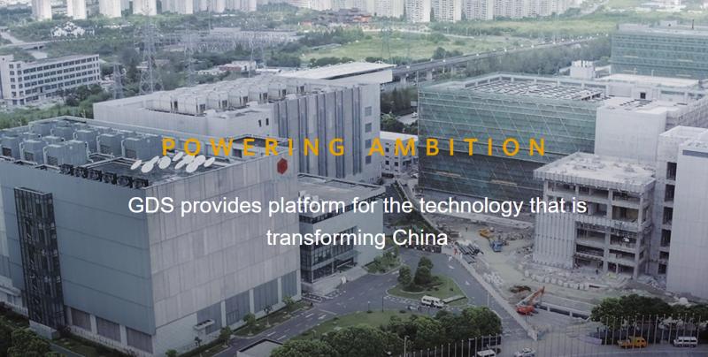 GDS Stock Soars on $196 Million New Data Center Campus Plan in Shanghai