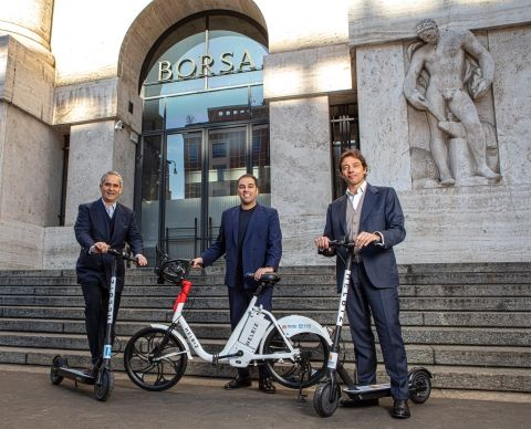 Alibaba's Financial Service Partners With Electric Scooter Company, Helbiz
