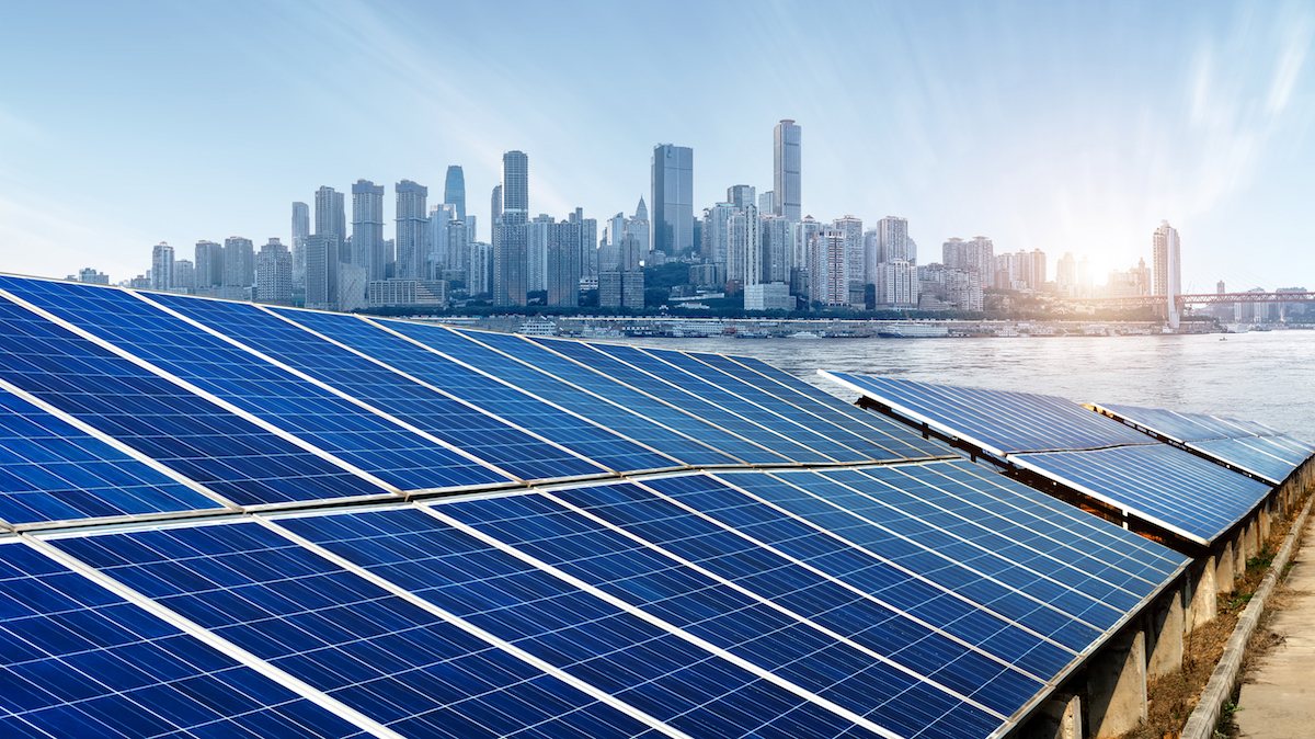 Chinese Solar Energy Companies in the U.S. Show Strong Growth Since December