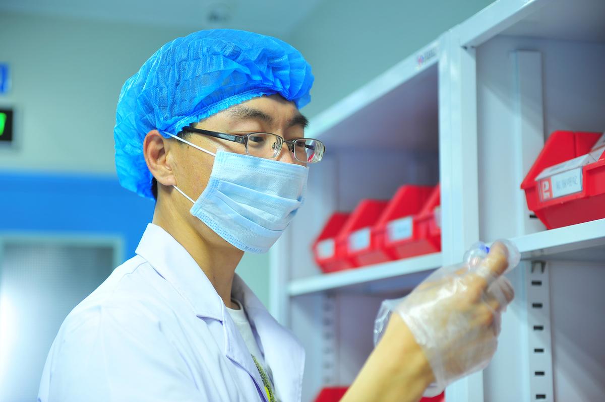 Boqi International Rises 5% on Deal to Acquire Medical Distributer, Chongqing Guanzan