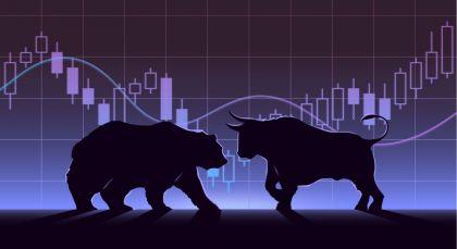 Bull & Bear Tracker Up 5% Despite Being in 100% Cash for Majority of January