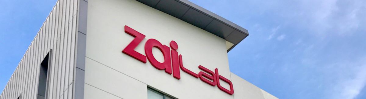 Zai Lab up 5% on Receiving Drug Approval