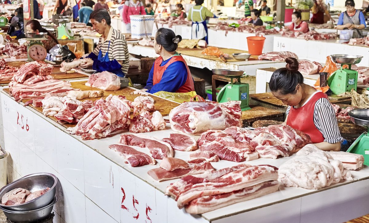 China Xiangtai Partners With Chongqing Good Helper to Expand Meat Business