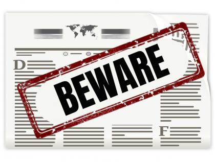 Dip Buyers, Beware of Sensational Headlines!