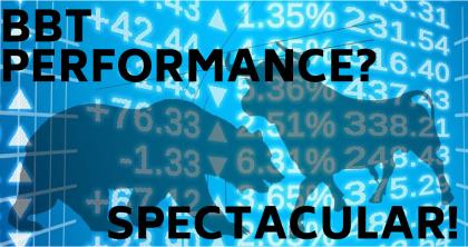 Bull & Bear Tracker's Performance - Spectacular!