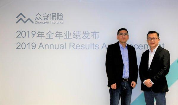 ZhongAn Insurance Posts Narrowed Net Loss in 2019