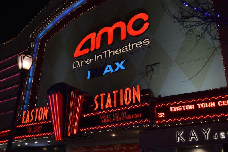 AMC Stock Down 4% on Debt Restructuring Talks
