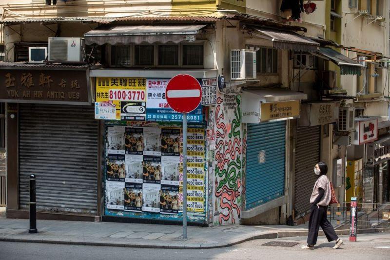 Hong Kong Has Worst Quarter Since 1974