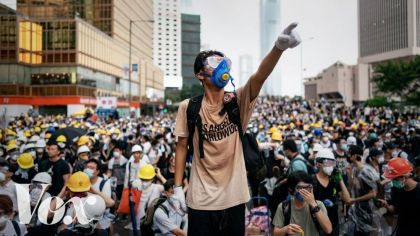 Beijing to Decide Fate of Hong Kong National Security; Tighter Control on the Agenda