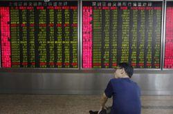 Hong Kong Stocks Suffer Worst Percentage Drop in a Demi-Decade