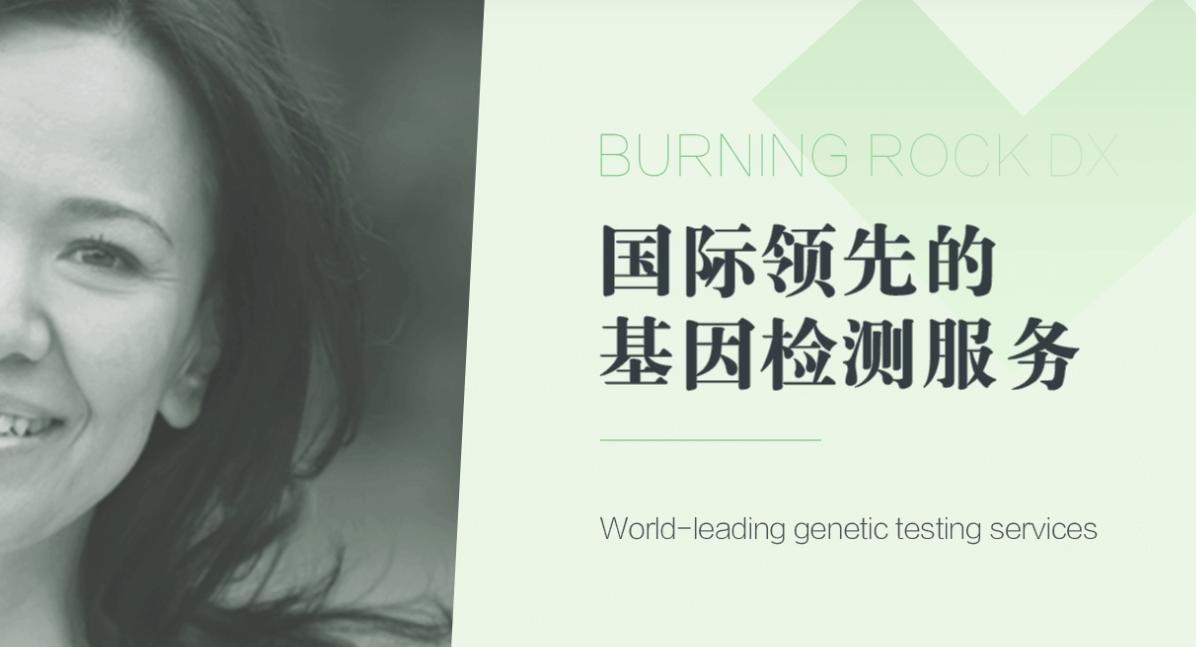 Burning Rock, a Chinese Cancer Test Developer, Seeks $100 Million IPO