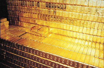 Gold Going Sideways After Last Week's Advance