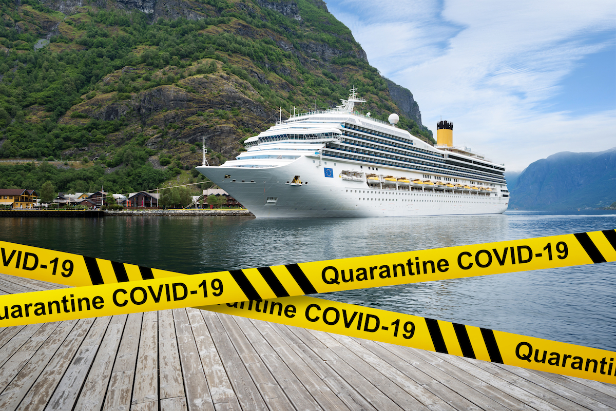 There is Still a Tidal Wave of Problems for Cruise Operators