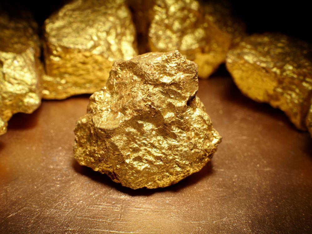 Gold Still Gaining, FOMC Ahead