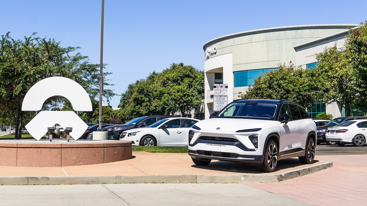 NIO Accelerates to Highest Price in Over a Year