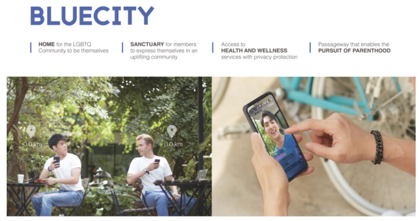 BlueCity, China's Top LGBTQ App Operator, Files for $50 Million IPO