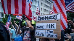 Beijing to Punish Those 'Egregiously' Behaving Over Hong Kong