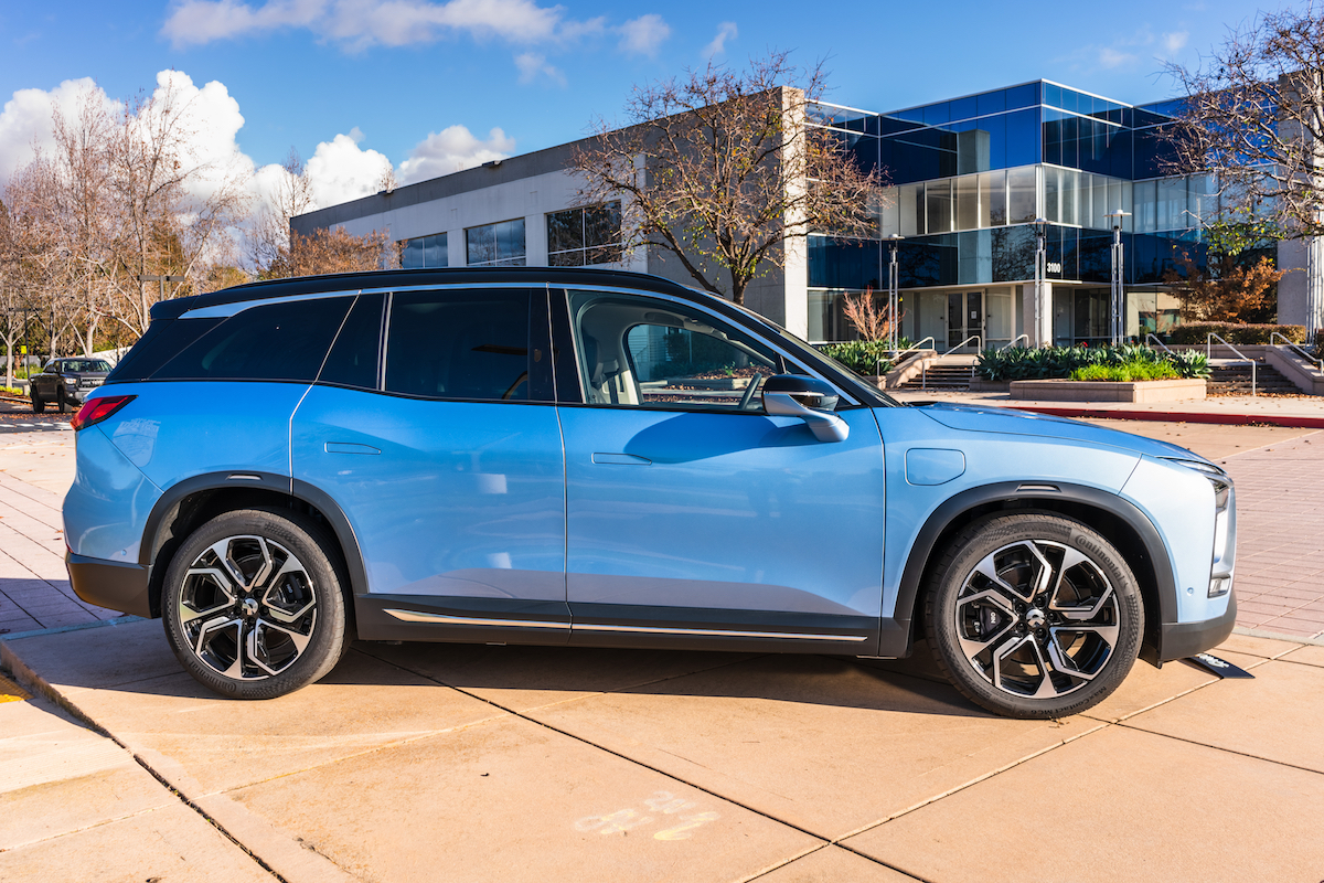 Nio Hits 16-Month High on Surging Vehicle Deliveries in Q2