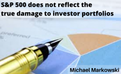 S&P 500 Does Not Reflect the True Damage to Investor Portfolios