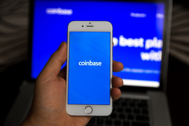 Crypto Exchange Coinbase Eyes Direct Listing, Hires Former Federal Judge