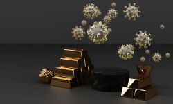 Gold Rallies as Covid-19 Cases Rise