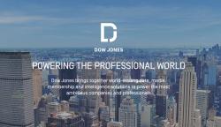 China Finance Stock Triples on Dow Jones Partnership