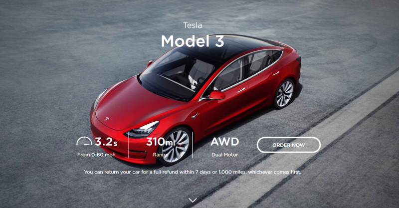 Tesla to Lure New Traders With Stock Split Following Apple's Move