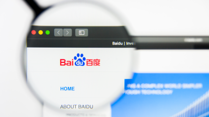 Baidu Stock Slides After-hours on Revenue Decline