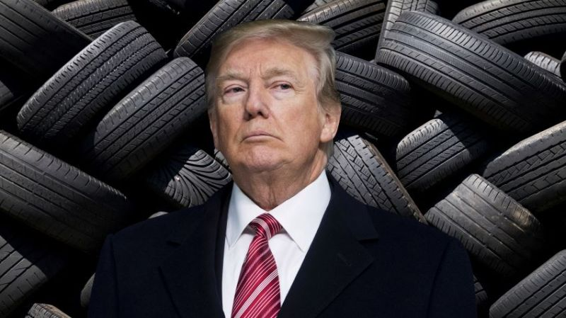 A Goodyear to Buy Trump's Boycotted Stocks
