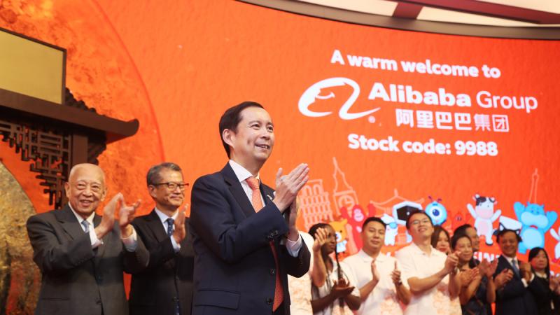 Alibaba's Daniel Zhang Appeals to President Trump