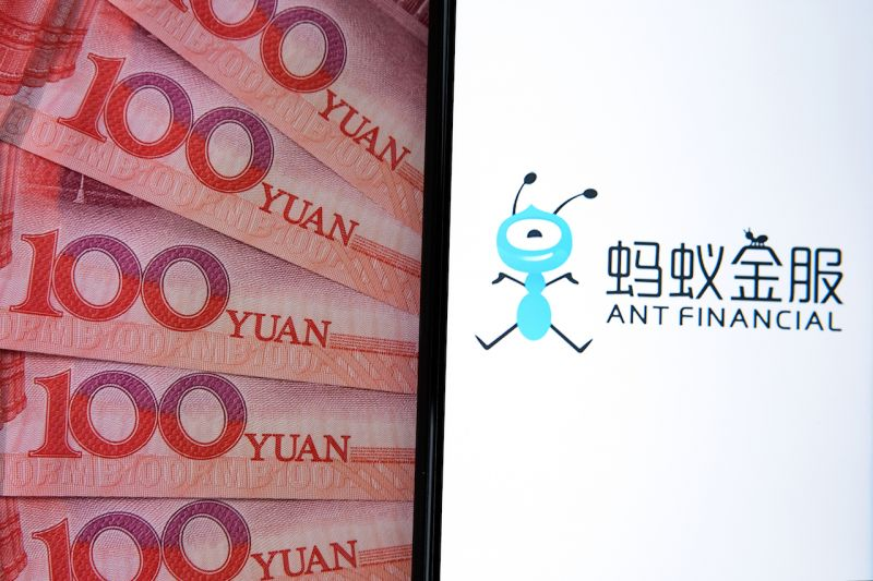 Jack Ma's Ant Group Files for Highly-anticipated Dual Listing