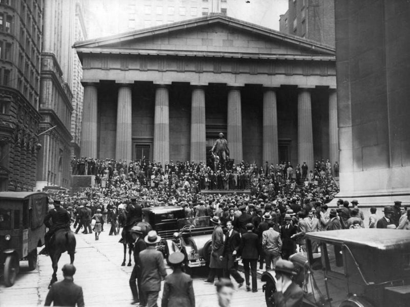 Why Analysts are Wrong to Compare the 2020s Stock Market to the 1920s