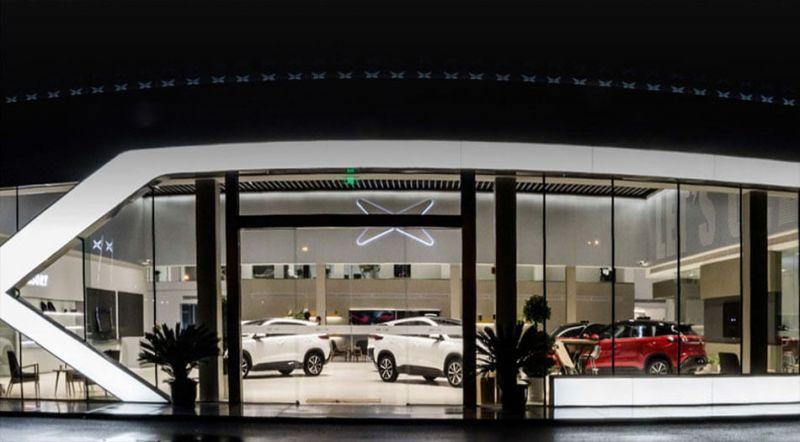 XPeng, Alibaba-backed EV Company, Upsizes IPO to $1.5 Billion
